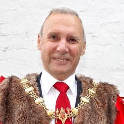 Cllr. Ron Whittle OBE